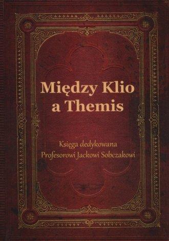 Między Klio a Themis - okładka książki