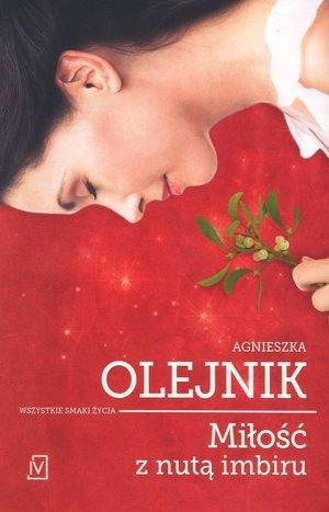 Miłość z nutą imbiru - okładka książki