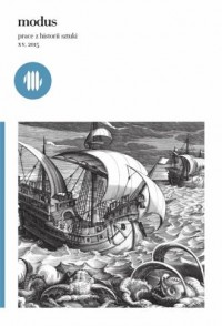Modus. Prace z historii sztuki. Tom XV, 2015 - okładka książki