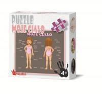 Moje ciało (puzzle 48-elem.) - zdjęcie zabawki, gry