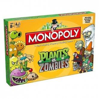 Monopoly. Plants vs. Zombies - zdjęcie zabawki, gry