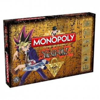Monopoly Yu-Gi-Oh! Gra Planszowa - zdjęcie zabawki, gry