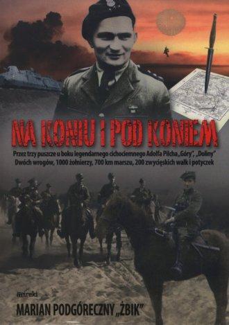 Na koniu i pod koniem - okładka książki