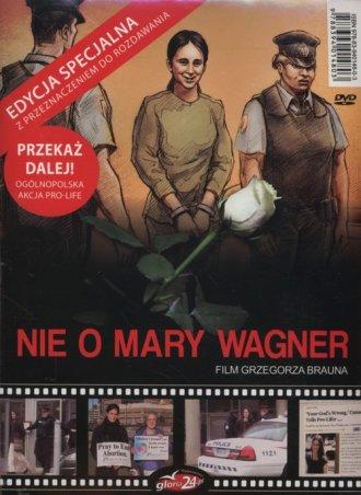 Nie o Mary Wagner (+ 2 DVD) - okładka książki