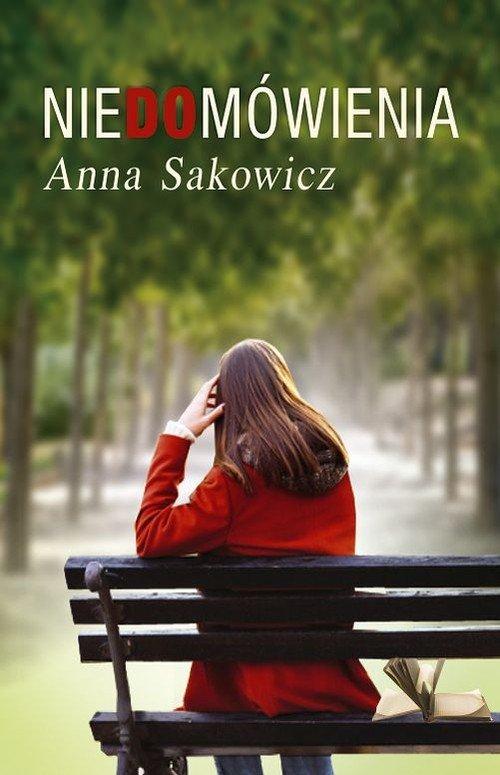 Niedomówienia - okładka książki