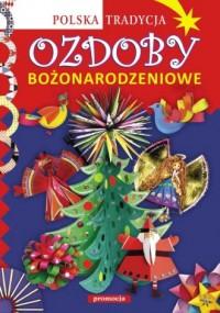 Ozdoby bożonarodzeniowe. Polska - okładka książki