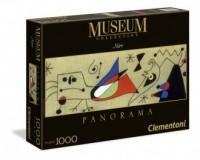 Panorama Museum Modern Art. Woman and bird (puzzle 1000-elem.) - zdjęcie zabawki, gry