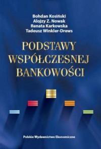 Podstawy współczesnej bankowości - okładka książki