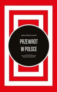 Przewrót w Polsce - okładka książki