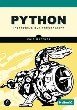 Python. Instrukcje dla programisty - okładka książki
