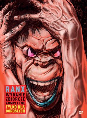 Ranx. Wydanie zbiorcze - okładka książki