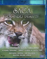 Saga prastarej puszczy (Blu-ray) - okładka filmu