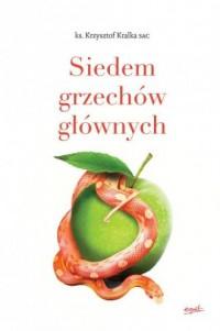 Siedem grzechów głównych - ks. - okładka książki
