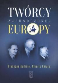Twórcy zjednoczonej Europy - okładka książki