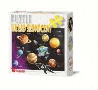 Układ Słoneczny (puzzle 100-elem.) - zdjęcie zabawki, gry