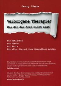 Verborgene Therapien. Ukryte terapie  (wersja niem.) - okładka książki
