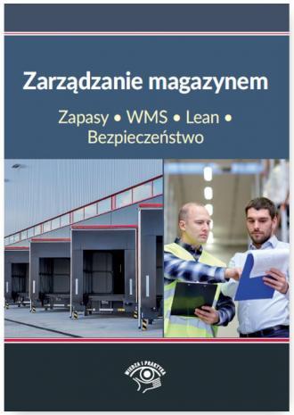 Zarządzanie magazynem. Zapasy WMS. - okładka książki
