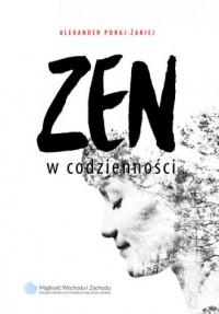 Zen w codzienności - okładka książki