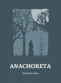 Anachoreta - okładka książki