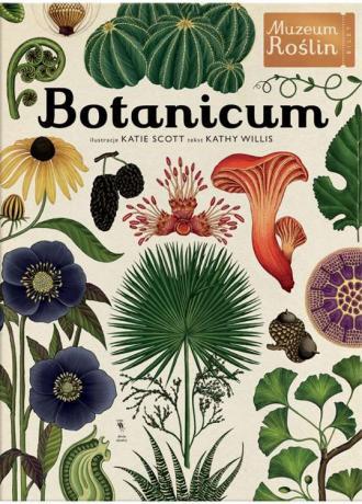 Botanicum - okładka książki