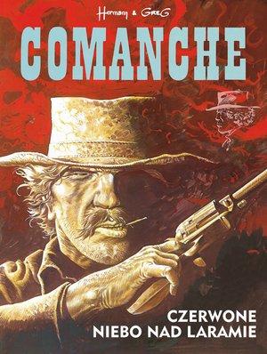 Comanche 4. Czerwone niebo nad - okładka książki