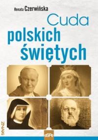 Cuda polskich świętych - okładka książki