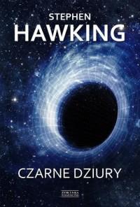 Czarne dziury - okładka książki