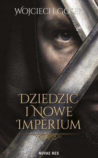 Dziedzic i nowe imperium - okładka książki