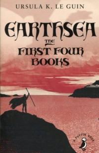 Earthsea. The First Four Books - okładka książki