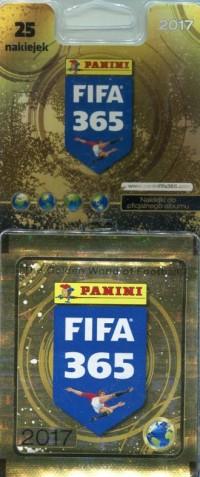 FIFA 365 2017. The Golden World of Football - zdjęcie zabawki, gry
