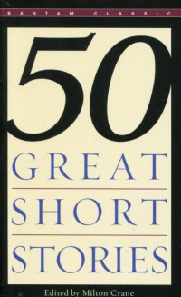 Fifty Great Short Stories - okładka książki