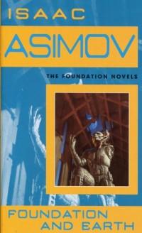 Foundation and Earth - okładka książki