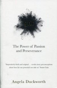 Grit - okładka książki
