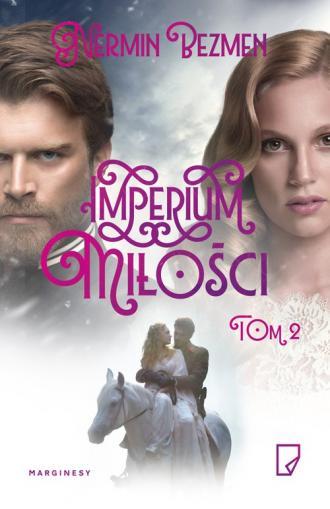 Imperium miłości. Tom 2 - okładka książki
