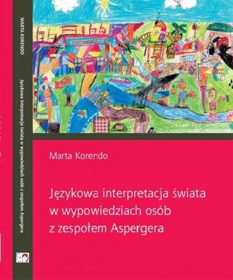 Językowa interpretacja świata w - okładka książki