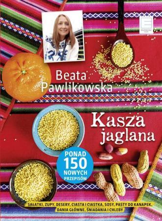 Kasza jaglana - okładka książki