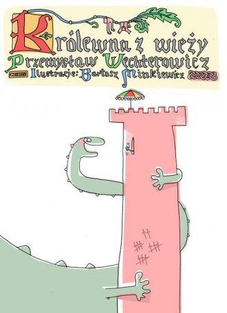 Królewna z wieży - okładka książki