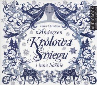 Królowa Śniegu i inne baśnie - pudełko audiobooku
