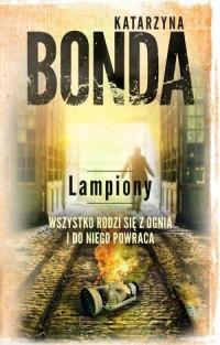 Lampiony - okładka książki