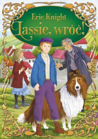 Lassie wróć - okładka podręcznika