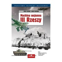 Machina wojenna III Rzeszy. Panorama - okładka książki