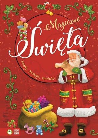 Magia świąt. Magiczne Święta. Kolędy, - okładka książki