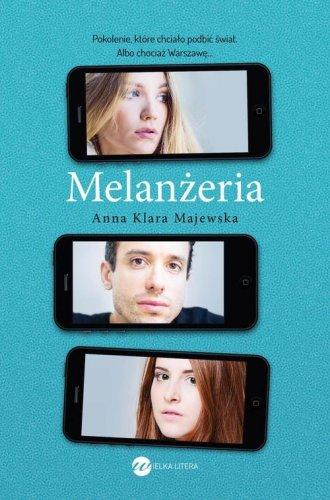 Melanżeria - okładka książki