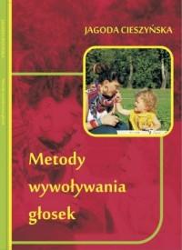 Metody wywoływania głosek - okładka książki