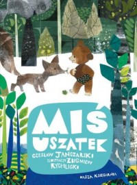 Miś Uszatek - okładka książki