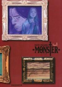 Monster. Tom 8 - okładka książki