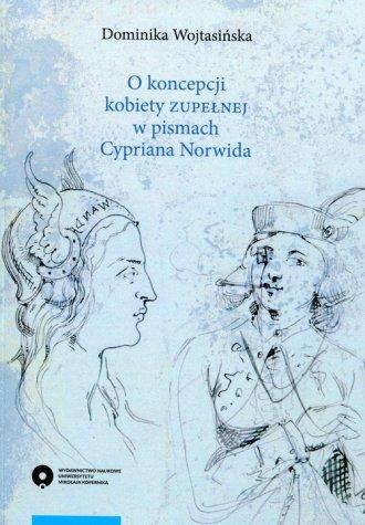 O koncepcji kobiety zupełnej w - okładka książki