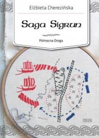 Północna Droga 1. Saga Sigrun - okładka książki