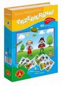 Przebieranki (puzzle magnetyczne) - zdjęcie zabawki, gry