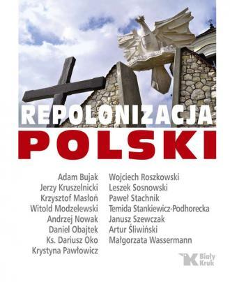 Repolonizacja Polski - okładka książki